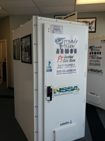 Recent Blog Posts Tornado Alley Armor Safe Rooms