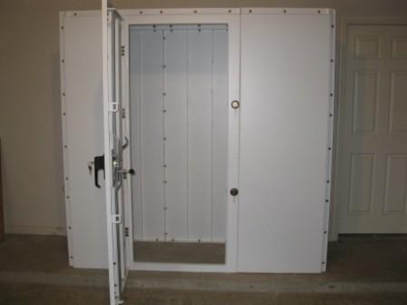 Which Way Should A Safe Room Door Swing Tornado Alley