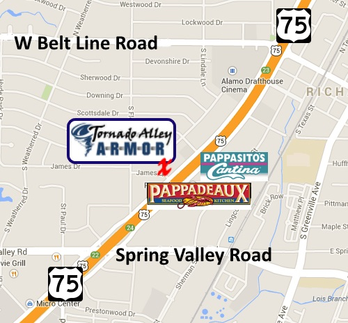 Dallas_showroom_map