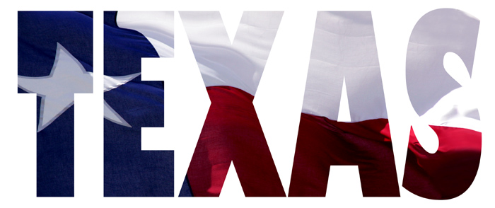 Texas Delivery Zones